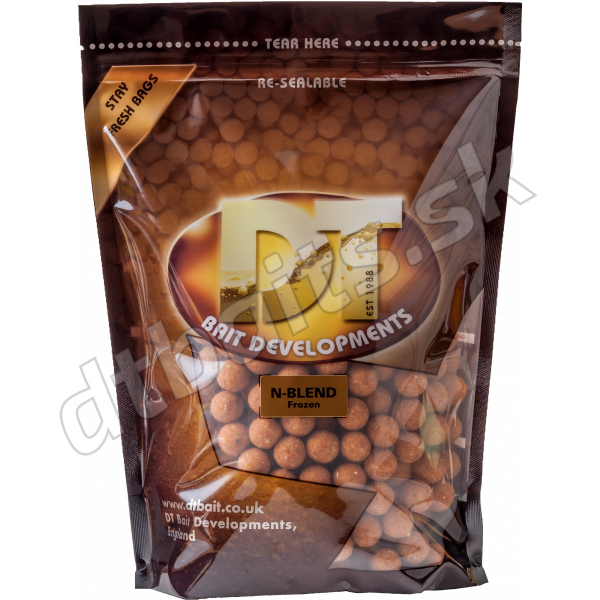 DT Baits COLD WATER GREEN BEAST 18 mm Boilie 1 kg